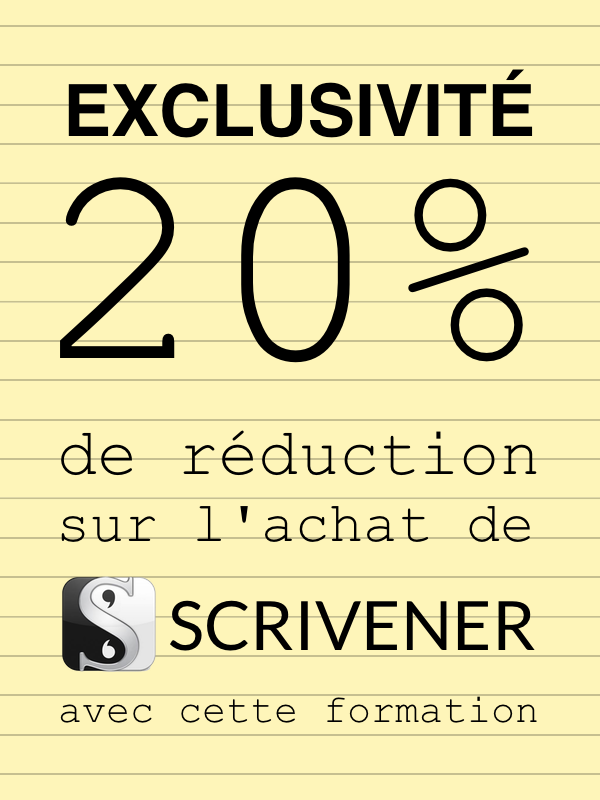 réduction scrivener