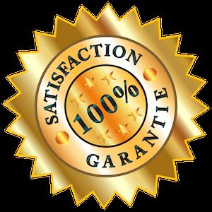 garantie 100%